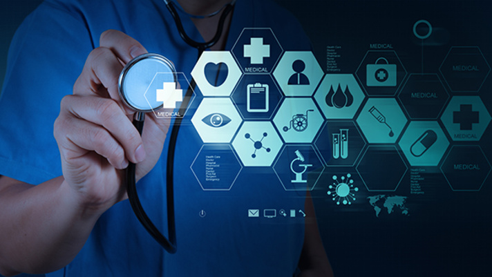 Cybersecurity Infographics on Healthcare